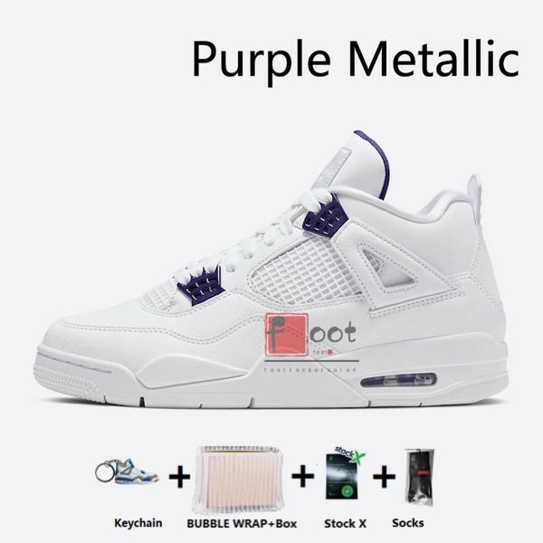 Púrpura metalizado