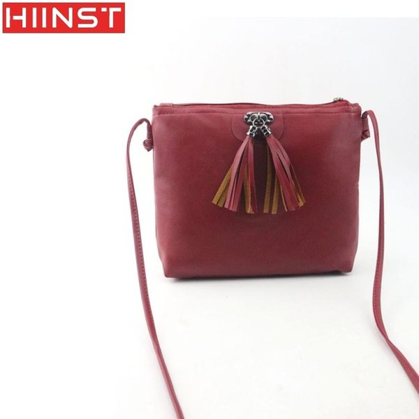 Cheap Popular 2018 New Hot Popular Women Girl fashion Tassel Mini Handbag Shoulder Bag ZDropshipping MAY14