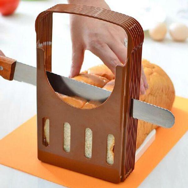 Toast bread slicer toast bread slice baking tool bread slice rack creative fashion kitchen baking creative fashion home zh