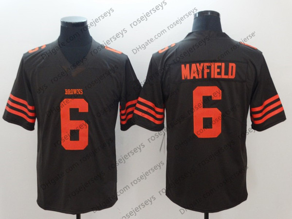 6 Mayfield Brown Rush