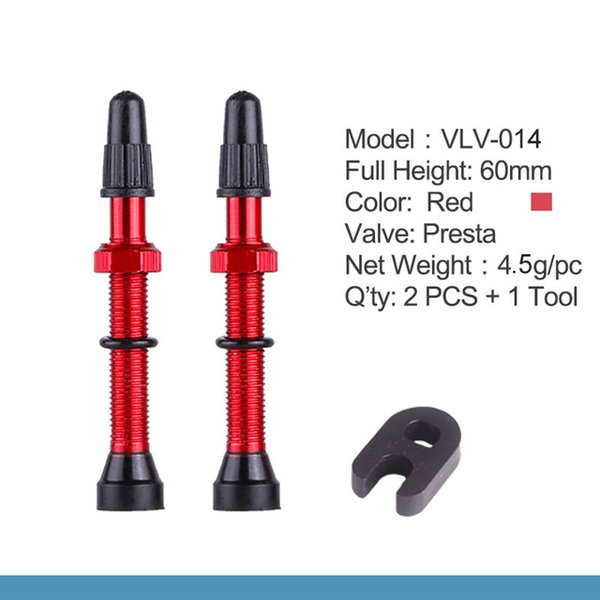 60MM-RED-1Pair