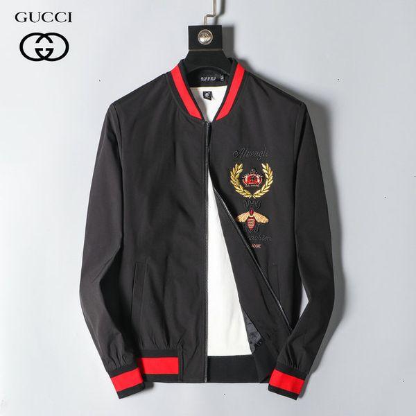 2019 new men's long sleeve jacket ayh20190823#09yunhui08