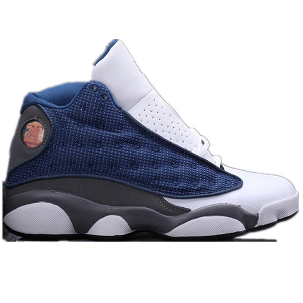 new jumpman xiii 13 13s mens basketball shoes 3m gs italy blue bordeaux flints chicago bred dmp wheat sports sneakers size 40-46