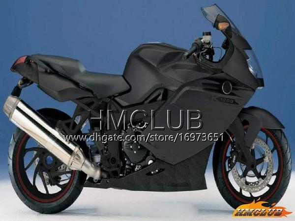 No. 9 Matte black