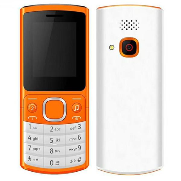 "Unlocked 6700 Cheap Cell Phones 64G RAM 32G ROM 1.77"" screen Dual Sim mobile phone Support Torch light GPRS wap Whatsapp"