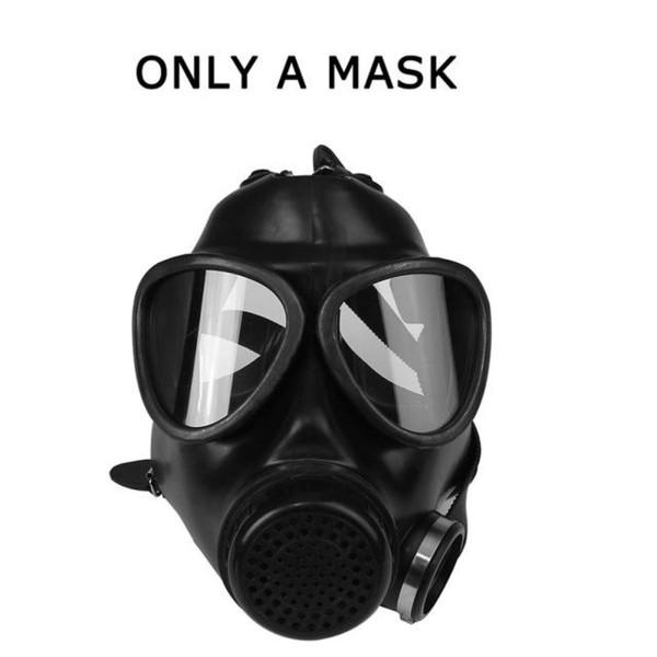 Apenas uma máscara