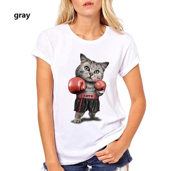 Compre Alfabeto De Moda Con Estampado Animal De Manga Corta Para ... adbdbdae850f4