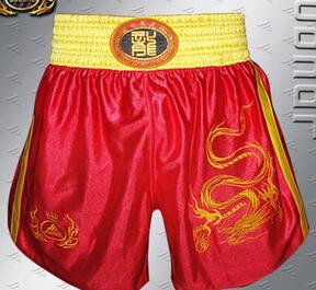 Shorts de Lazer livre muay thai shorts Preto, vermelho, S, M, L, XL, XXL, XXXL Frete Grátis Q259