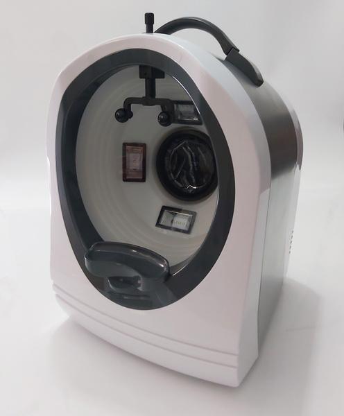Professionale viso pelle Analyzer analizzatore di umidità della pelle Specchio Analizzatore della pelle dello scanner analizzatore di sistema di diagnosi Scanner