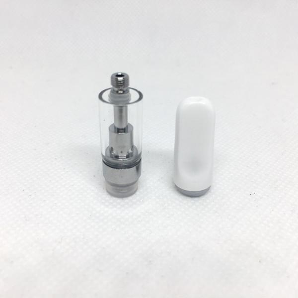 0.5ml White Tip in Foam