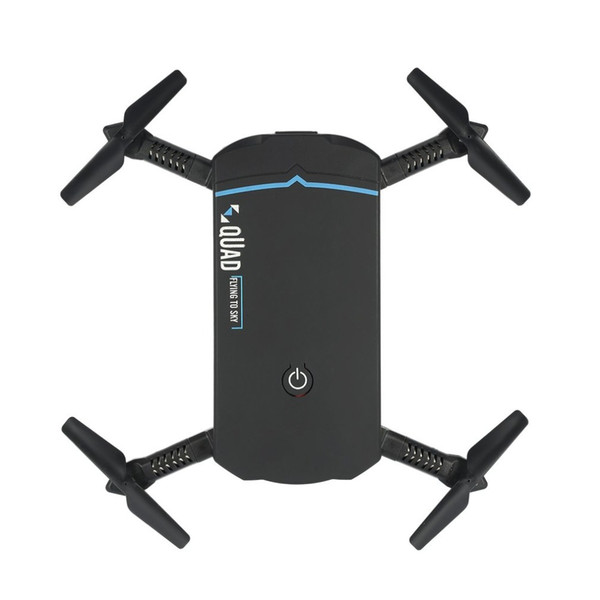 102 Foldable Mini Selfie RC Drone Quadcopter With Wifi FPV Camera Real-time Altitude Hold Headless 3D Flips VS JJRC H37