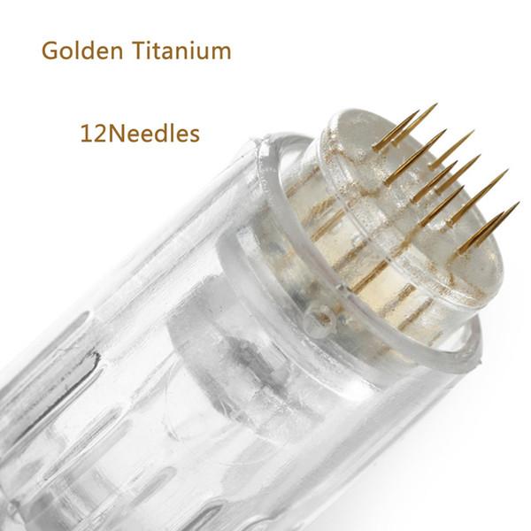 Titanium 12 needle