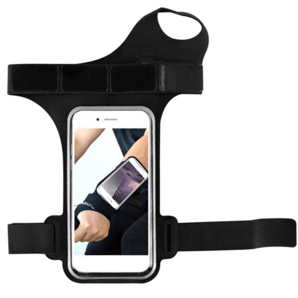 5.5in Arm Laufen Telefon Jogging Strap Radfahren mit Gürtel Wrist Gym Bag Wristband für IPhone