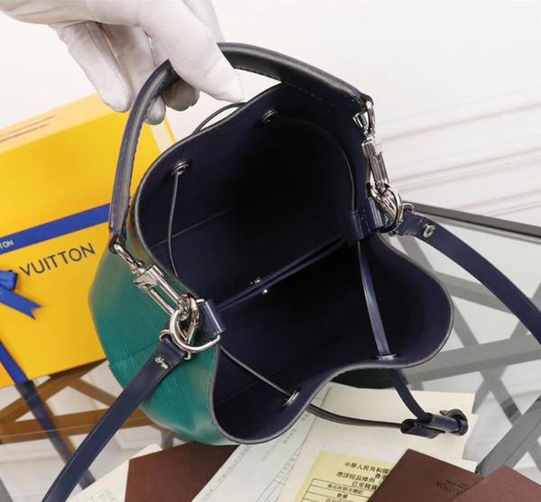 Famous Brands Fashion Bags designer luxury handbags purses NEONOE shoulder bags Noé leather bucket bag purse TWIST handbag Hobo Totes 2019