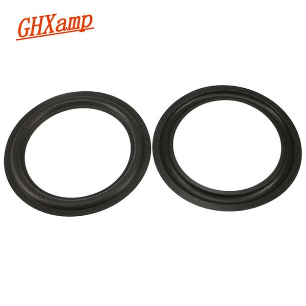 Accessories GHXAMP 6.5 Inch 155 140 120mm 110mm Speaker Suspension P14 Foam Edge Woofer Speaker Repairs 1Pairs