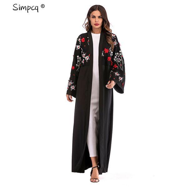Direktverkauf echte Spitze Trenchcoat Perlen Verkauf Casaco Feminino Simpcq Frau viele Farben Herbst für weibliche coole Kleidung