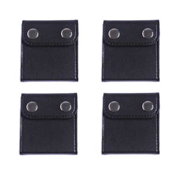 2 piezas / 4PCS ajustables clips de coches Cinturones de Seguridad tapón del cinturón de la hebilla de accesorios de coche universal