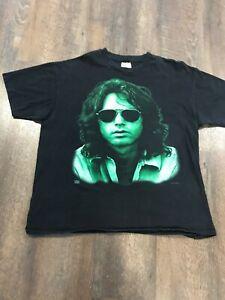 Maglietta vintage Jim Morrison Sz XL Winterland VTG OG 1994