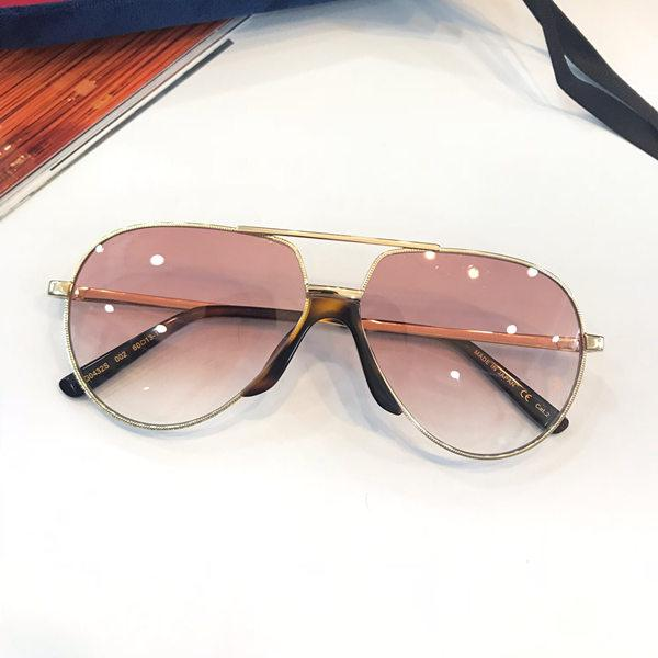 New fashion womens luxury sunglasses 0432 bestselling pilots metal frames outdoor glasses for mans anti-UV400 protection popular eyewear
