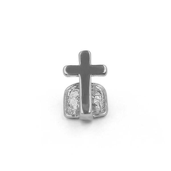 Argento di una sola croce