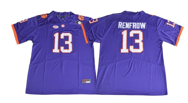 # 13 Renfrow púrpura