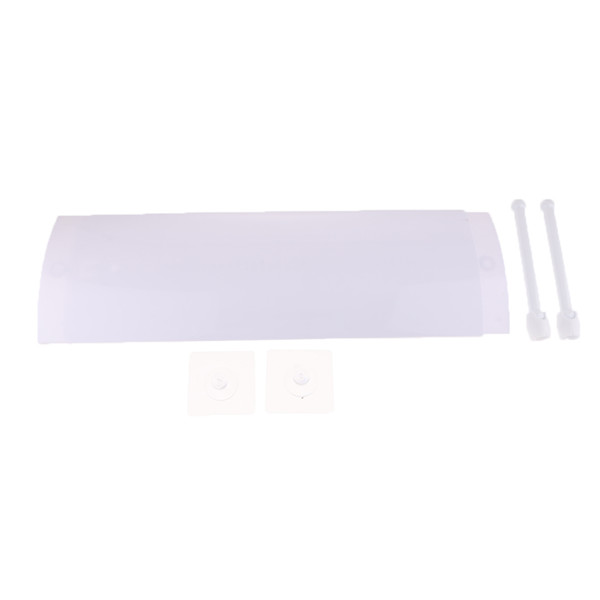 top popular Air Conditioner Wind Shield Cold Wind Gas Deflector Retractable Fan Baffle - Universal for 1P 1.5P 2P 3P 2020