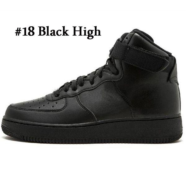 A18 Black High