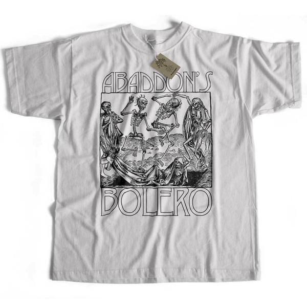 An Old Skool Hooligans Prog Rock Inspired by ELP T shirt - Abaddon's Bolero Men Women Unisex Fashion tshirt Free Shipping