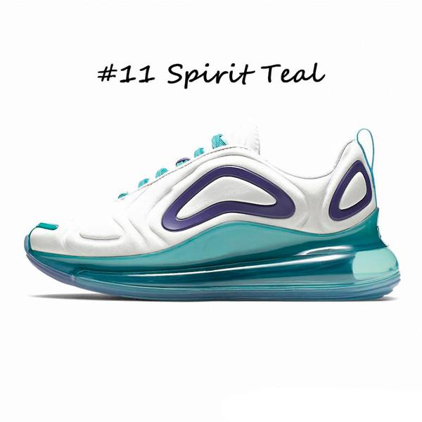 #11 Spirit Teal