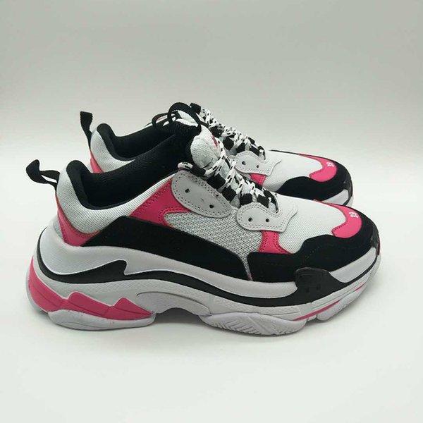 4. Белый Розовый Черный