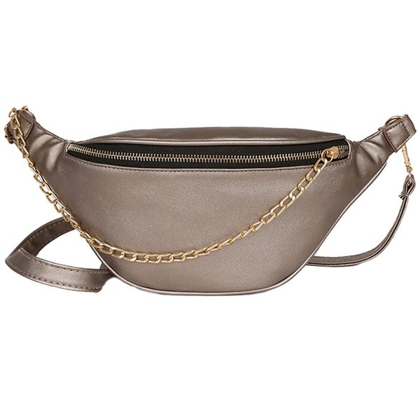 Женщины Талия Сумки Кожа Пляж Hip Bag Сеть Коммуникатор Грудь Crossbody Грудь сумка Дизайн Luxury Adjust Hip