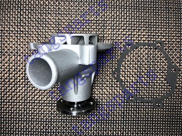 top popular L3E Water Pump MM433-170001 For Mitsubishi diesel excavator truck forklift dozer etc. engine repair spare parts 2021