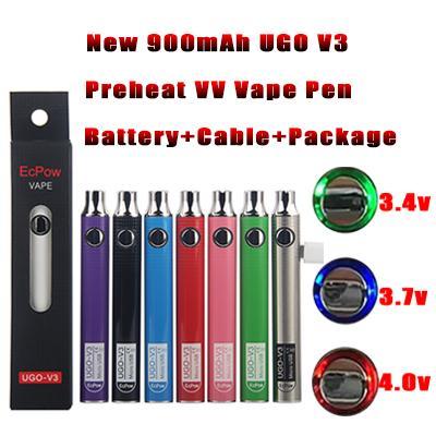 900mAh UGO V3 Battery Kit