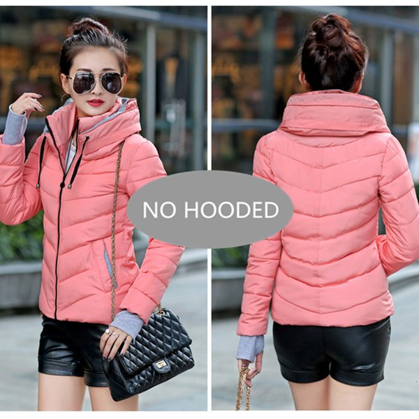 Pink - - Hooded