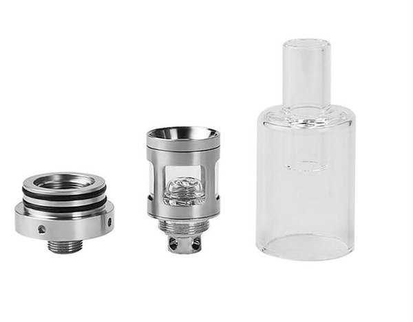 wax quartz atomizer spark wax vaporizer tank sub ohm box mod smoking nail dab glass atomizer replacement cup coil head shatter atomizer 510