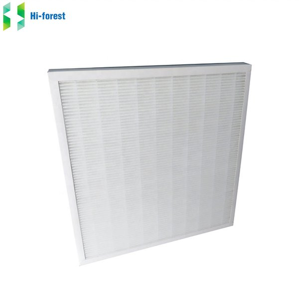 air filter home 16x20x1 dust collector filters production line H13 hepa filter panel home filters high efficiency filter