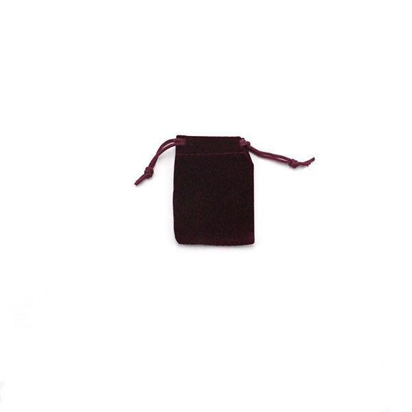 اللون: أحمر غامق الحجم: 5x7 سم