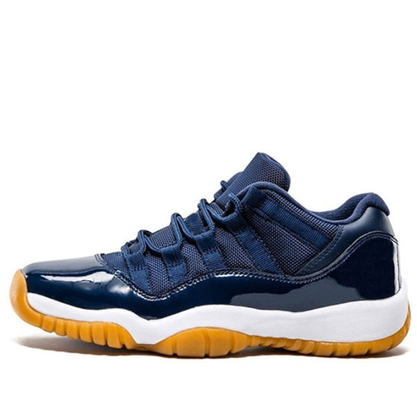 *35;17 Low Navy Gum Blue