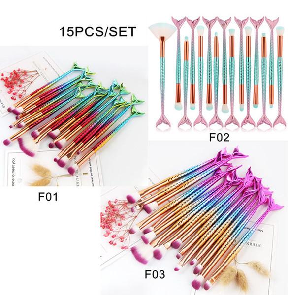 F 15PCS/SET