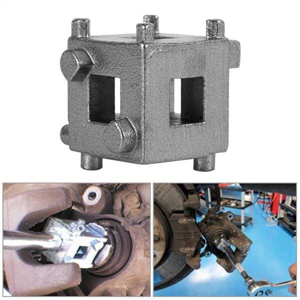 top popular Car Disc Brake Piston Tool for cars with disc brake Universal Auto Car Vehicle Rear Piston Caliper Adjustment Tool 2021