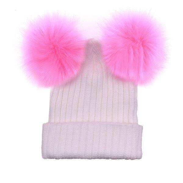 6# White+Pink