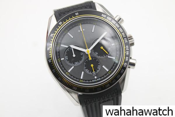 F1 Memorial James Bond new coaxial men luxury brand aaa fashion belt timing quartz 18k royal casual watch free shipping