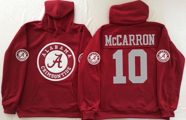 10 AJ McCarron