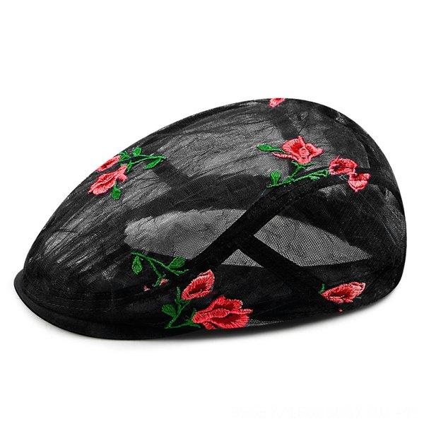 Piccolo fiore nero garza