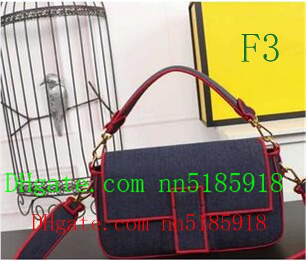 2020 new ladies handbag sling shoulder bag fashion Messenger bag canvas handbag flip bag style girls wallet, large size: 32CM, small size: 2