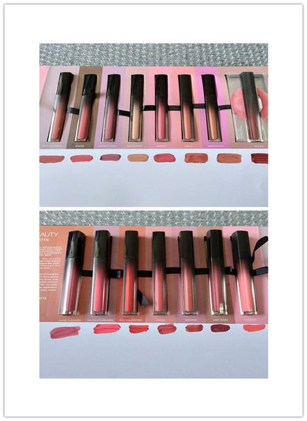 Brand DEMI MATTE lip gloss lipstick lip gloss sets 15colors Lipstick Collection lipsticks Lipgloss setlip glosslipstick waterproof