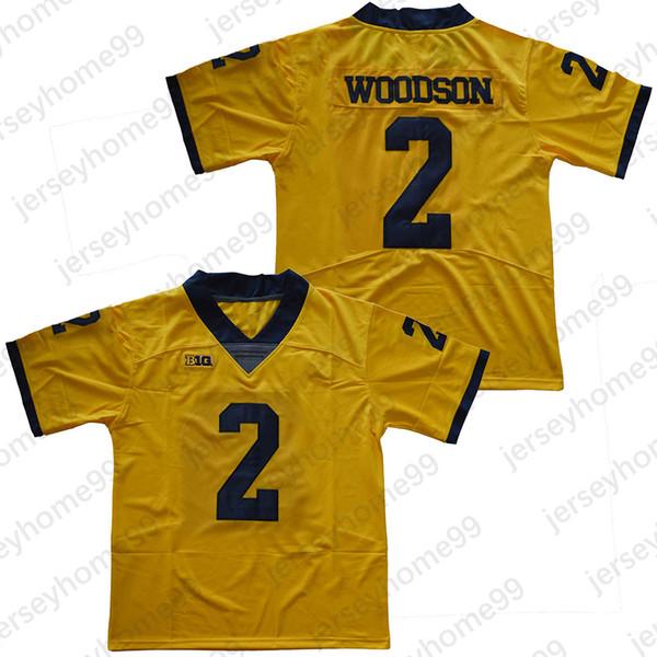 2 Charles Woodson / Amarelo