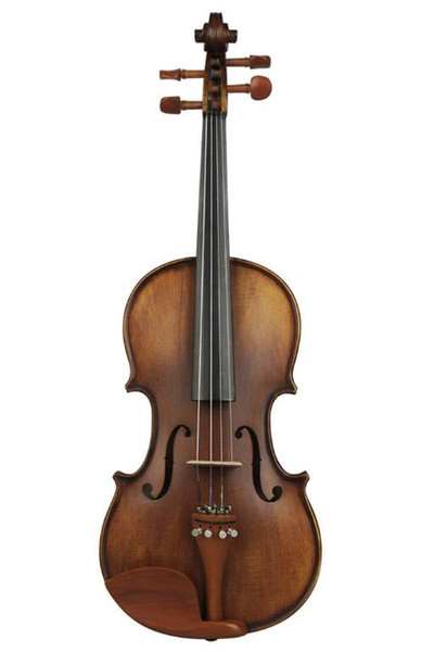 free shipping Fine craftsmanship of antique jujube tape fittings pure tone violin for adults and children