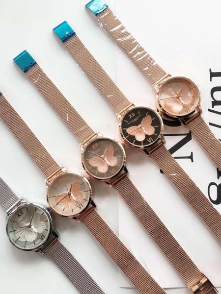 Luxury Watch Women Dress Bracelet Watch Fashion Quartz Wrist For Women Classic Brand Gold Ladies 6