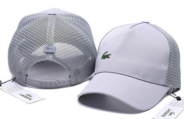 Top kap ünlü Unisex İlkbahar Sonbahar Snapback Marka Beyzbol Şapkaları erkekler kadınlar için Moda golf Spor tasarımcısı baba Şapka kemik casquette yeni gorra